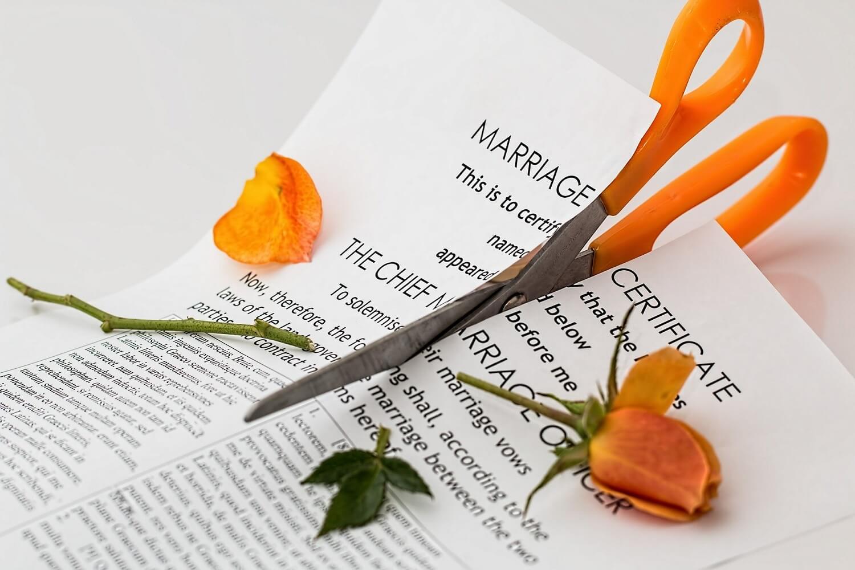 Jak wygląda rozwód?